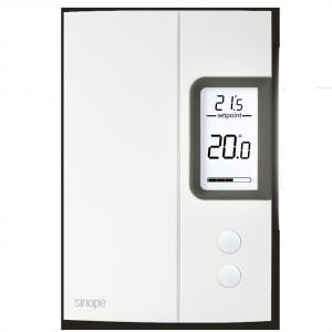 Thermostat pour chauffage électrique 3000W / 4000W – Non programmable