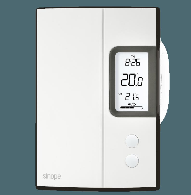 Thermostat pour chauffage électrique 3000W – Programmable