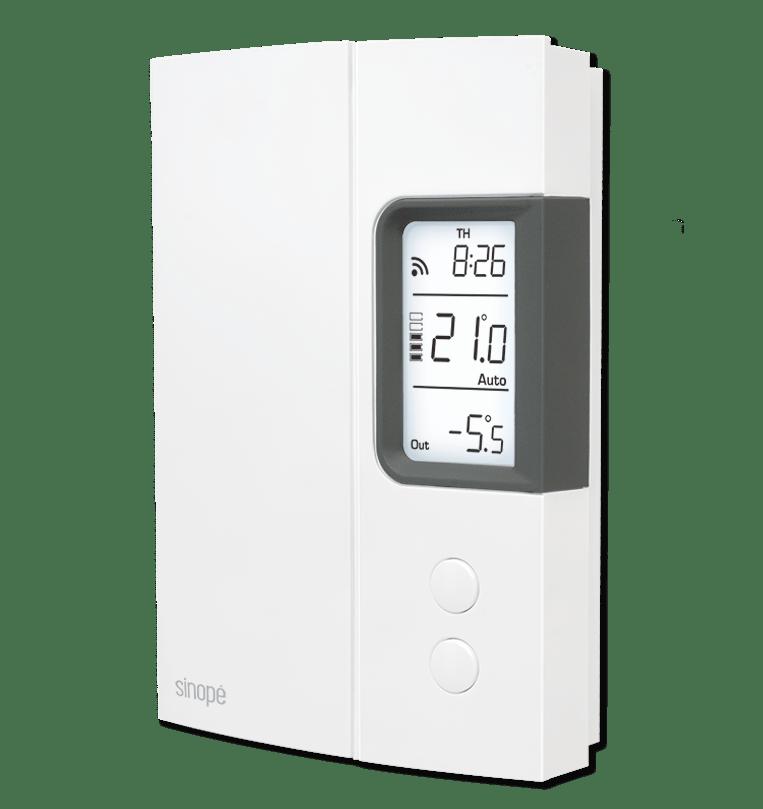 Thermostat pour chauffage électrique - Programmable Web - 3000 W