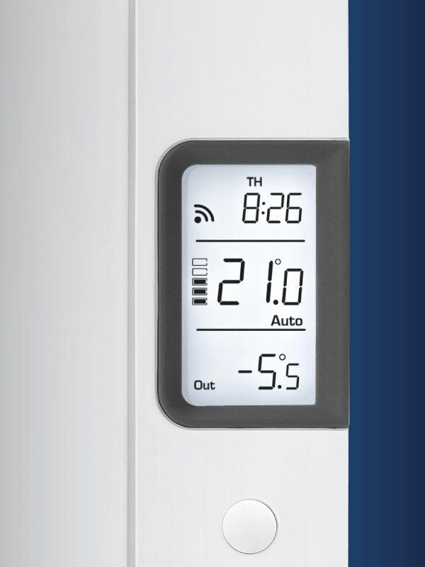 Thermostat pour chauffage électrique 3000W / 4000W – Programmable Web