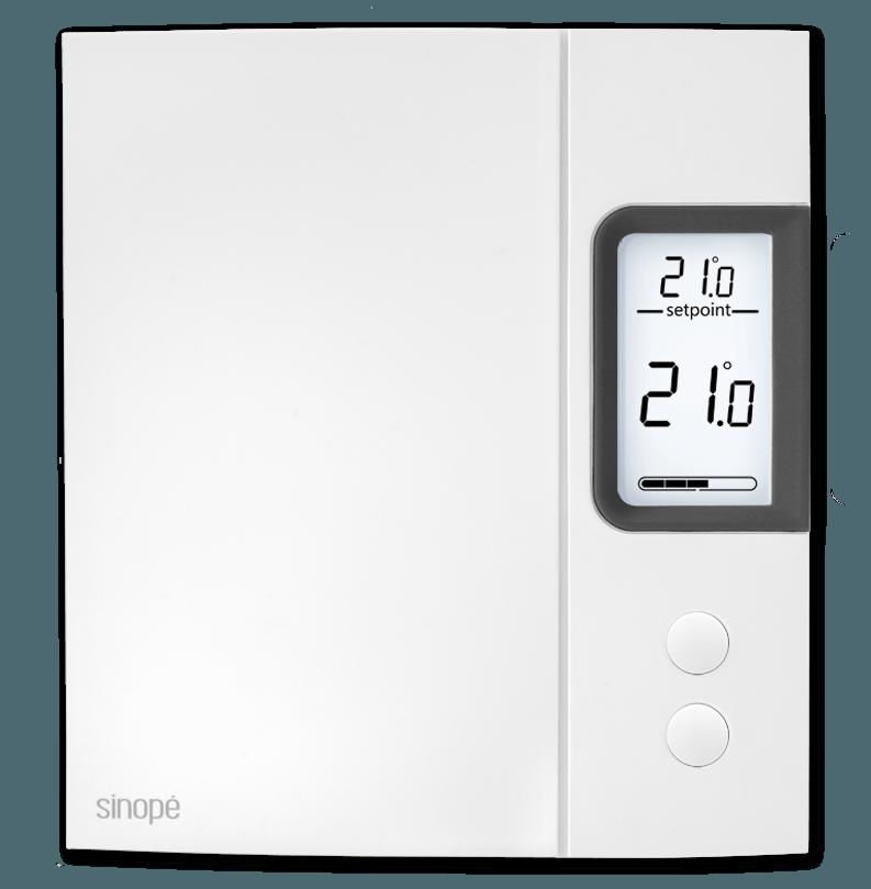 Thermostat pour chauffage électrique 4000W – Non programmable