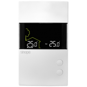 Thermostat pour plancher chauffant 3600W – Non programmable