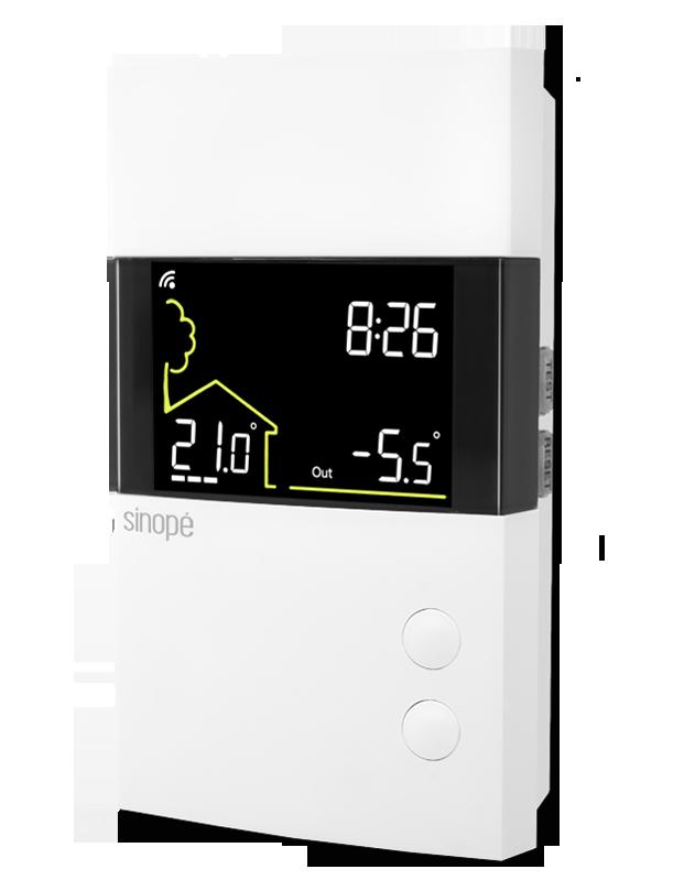 Floor heating thermostat web programmable 3600 w sinop description sciox Images