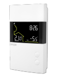 TH1400RF - Thermostat basse tension - Programmable Web - Sinopé Technologies
