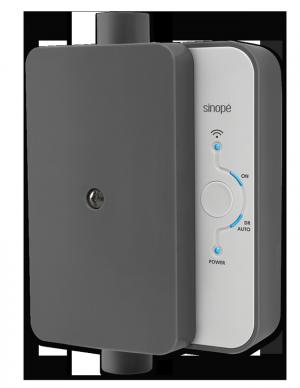 Contrôleur de charge électrique RM3250RF - Sinopé Technologies