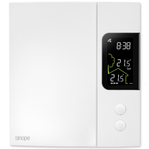 Thermostat intelligent pour chauffage électrique 4000W – Zigbee