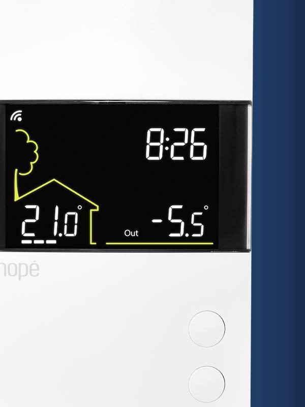 Thermostat bipolaire pour chauffage électrique 3600W – Programmable Web
