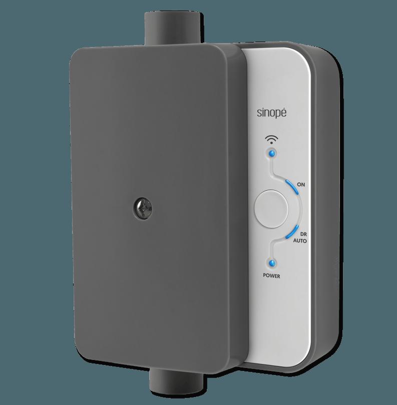 Contrôleur de charge électrique intelligent - Sinopé Technologies