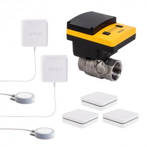 Sedna5 – Système intelligent de protection contre les dégâts d'eau – 2e gén. – 1po – Wi-Fi