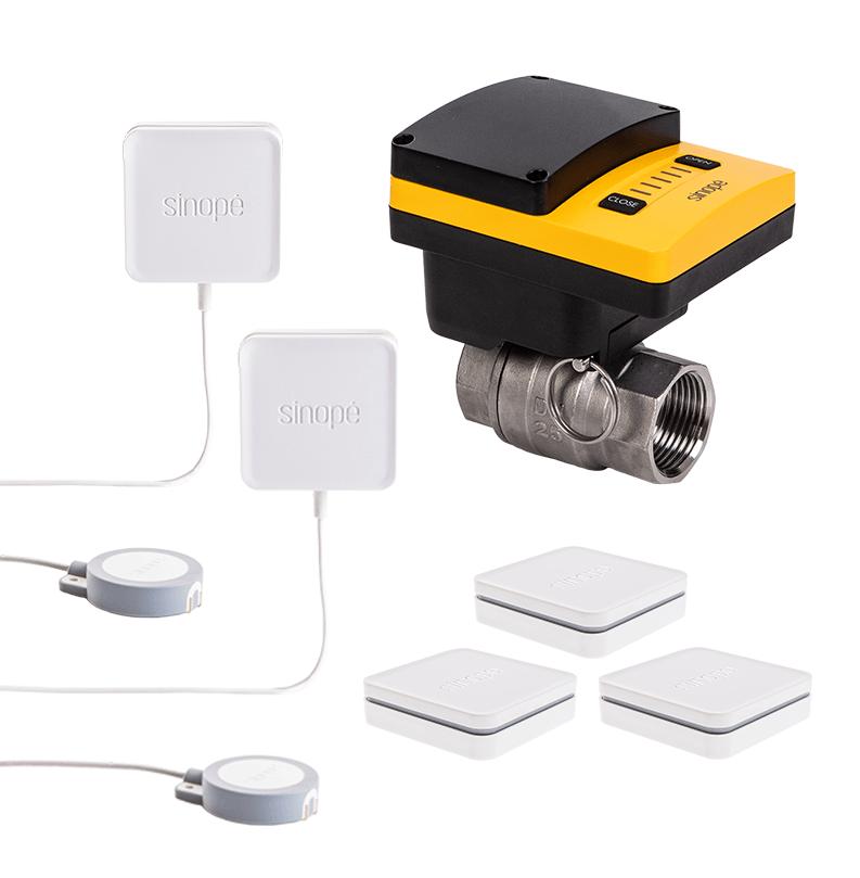 Sedna5 – Système intelligent de protection contre les fuites d'eau – 1po – Wi-Fi