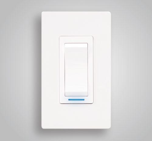 Éclairez votre quotidien par le Web. Sinopé lance son nouvel interrupteur.