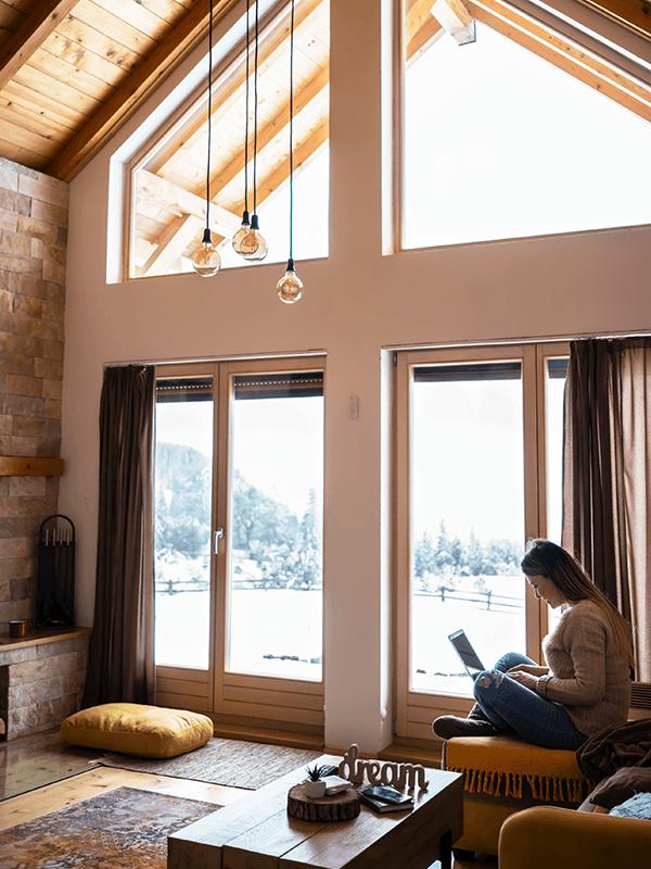 Thermostat intelligent pour chauffage électrique 3000W – Zigbee