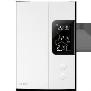 Thermostat intelligent pour chauffage électrique 3000W / 4000W – Zigbee