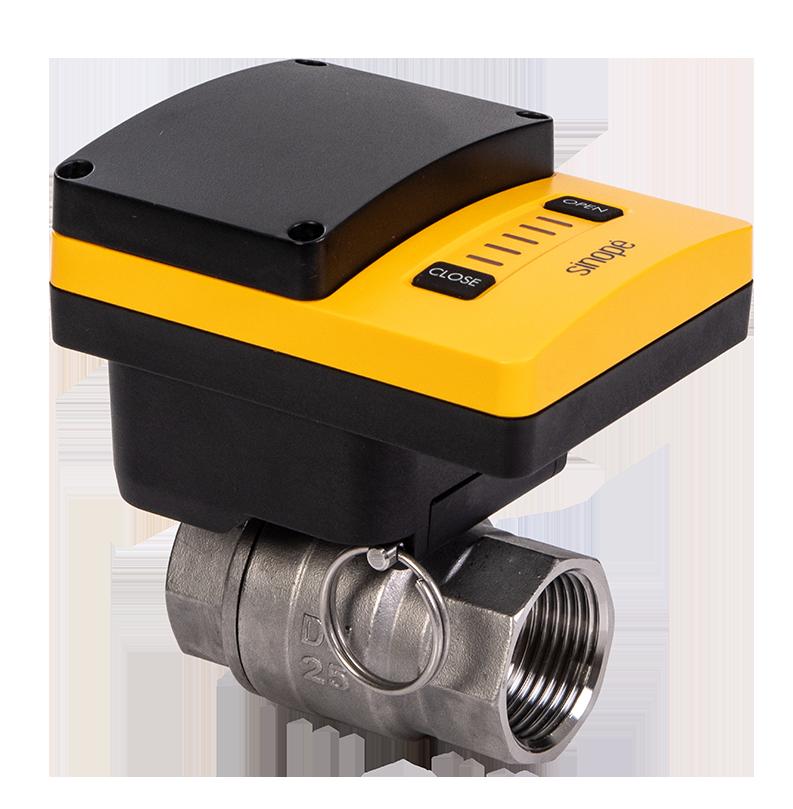 Sedna – Valve d'eau intelligente 1po – Wi-Fi / Zigbee