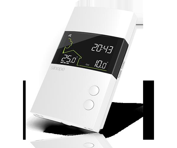 thermostat pour plancher chauffant sinop technologies. Black Bedroom Furniture Sets. Home Design Ideas