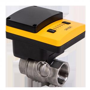 Smart water valve 1 in – Wi-Fi / Zigbee