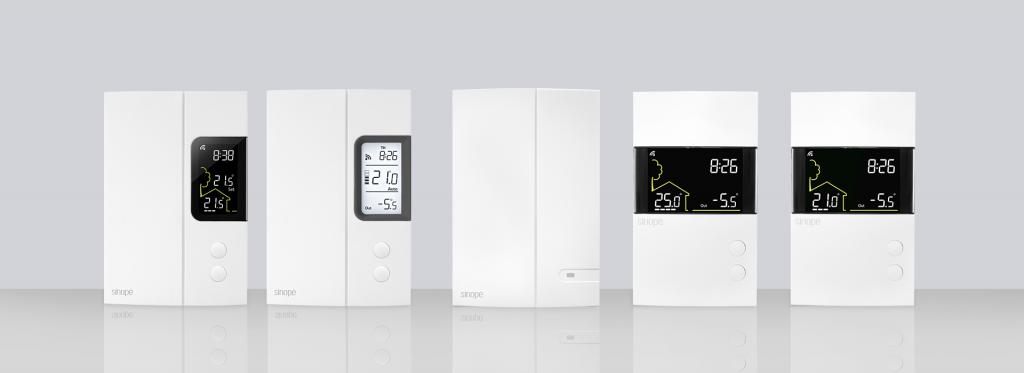 Pourquoi choisir les thermostats Sinopé