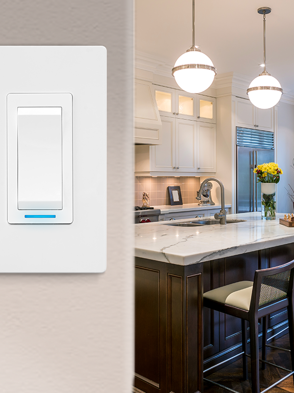Smart light switch 1800 W – Control4