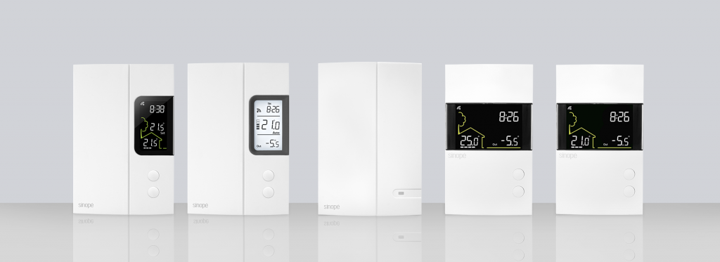 Why choose Sinopé thermostats