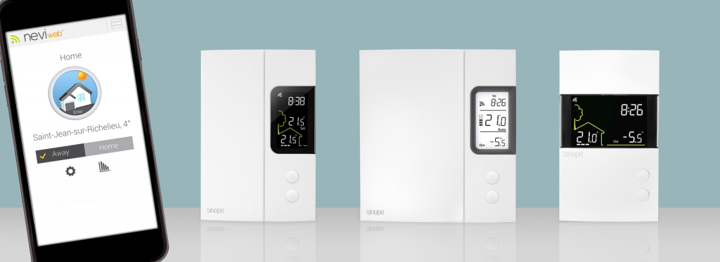 Smart home thermostats : the best options