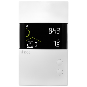 Smart floor heating thermostat 3600 W – Control4