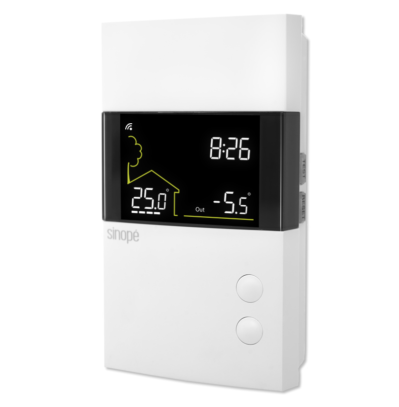 TH1300ZB Smart floor heating thermostat - Sinope