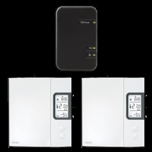 Ensemble de départ pour chauffage électrique – 4000 W – Programmable Web