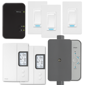 Smart home starter kit – Web programmable