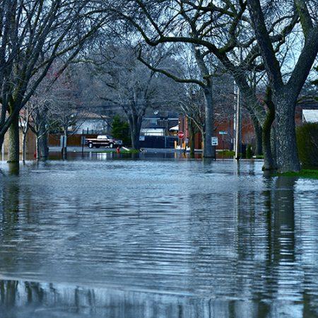 Flood Season – Receive alert when water is detected