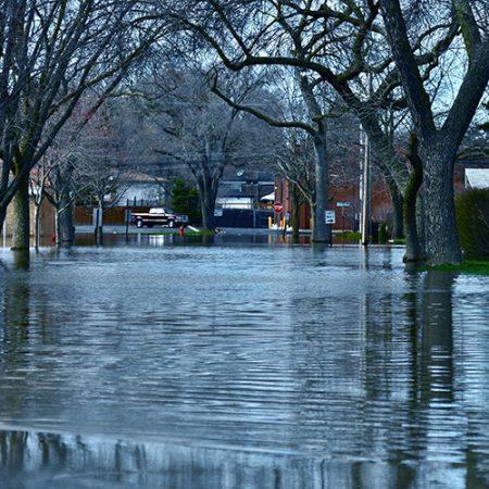 C'est la saison des inondations