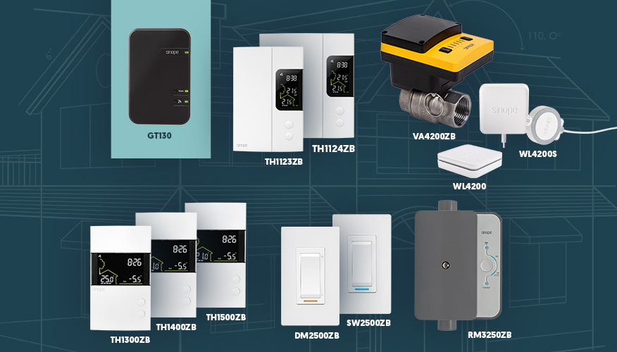 Sinopé Technologies to unveil new smart home ecosystem this fall
