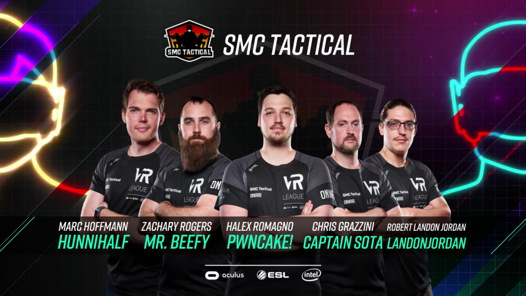 E-sports - SMC Tactical