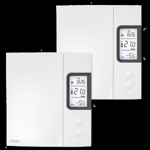 Ensemble pour chauffage électrique 4000 W –  Programmable Web
