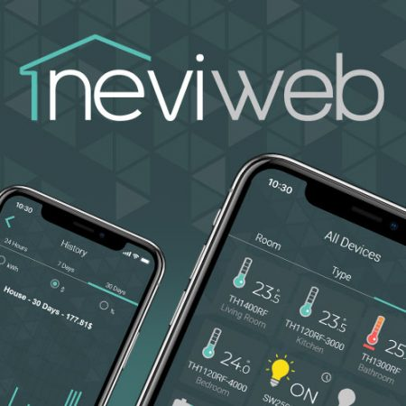 Welcome to the Neviweb app!
