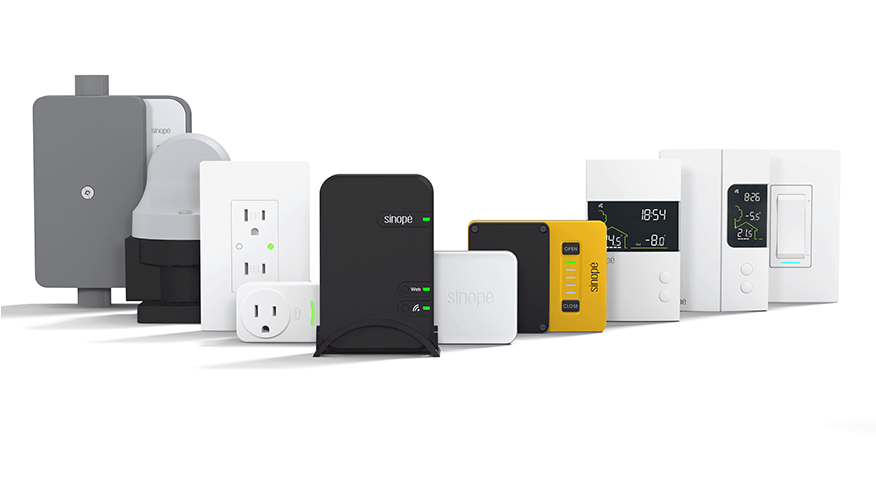 Sinopé Technologies becomes Canada's largest smart home devices manufacturer with its new smart ecosystem