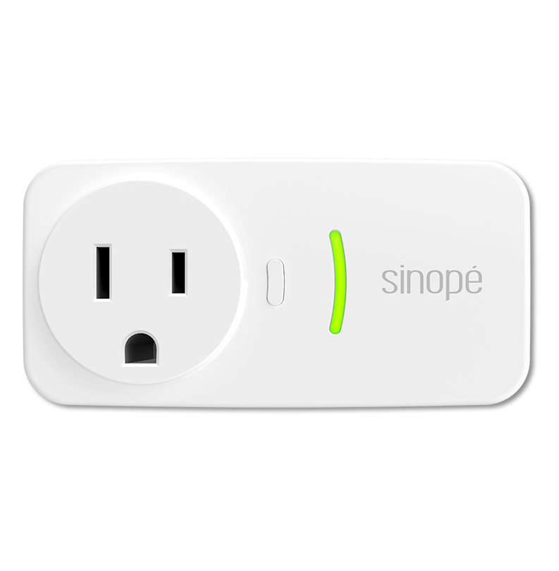 SP2600ZB - Smart plug - Sinopé Technologies