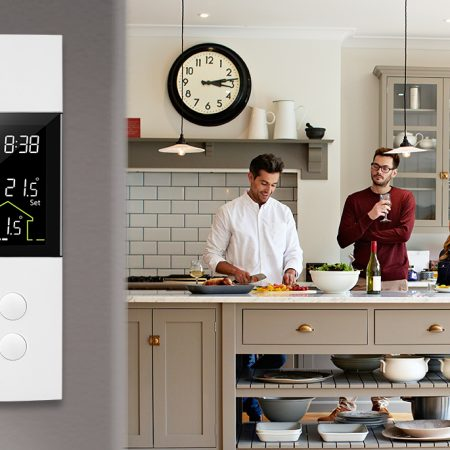 Save time and energy with connected thermostats