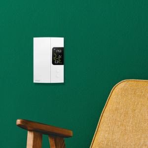 Thermostat Wi-Fi intelligent pour chauffage électrique