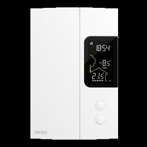 Thermostat Wi-Fi intelligent pour chauffage électrique 3000W / 4000W
