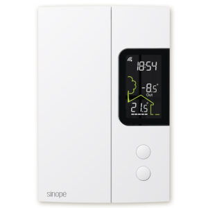Smart thermostat for electric heating 3000 W / 4000 W – Control4