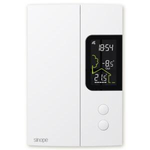 Thermostat intelligent pour chauffage électrique 3000W / 4000W – Control4
