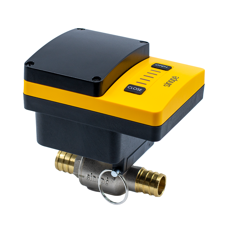 PEX ready smart water valve Sedna by Sinopé