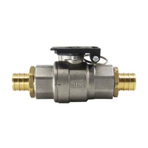 """PEX Ready"" ball valve – 3/4 in"