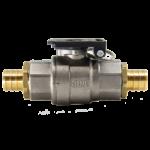 Valve à bille PEX pour valve Sedna de Sinopé