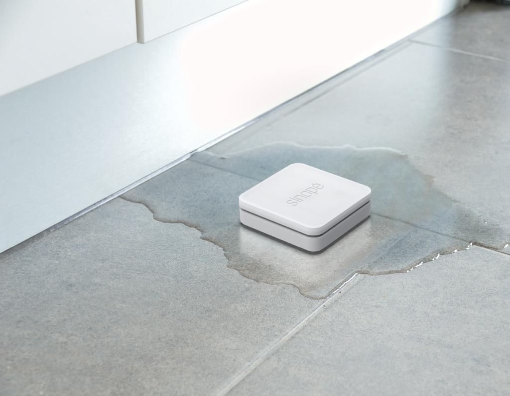 Water leak detector - condominium buildings