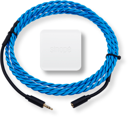 Control4 - Smart Water Leak Detector with perimiter cable - WL4200C-C4 - Sinopé