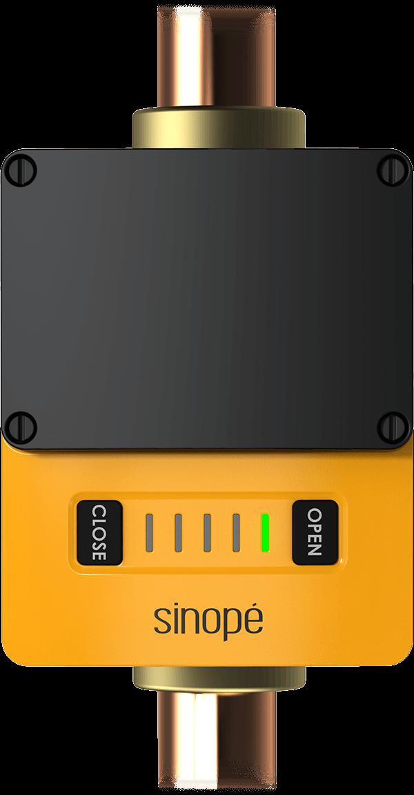 Valve d'eau intelligente Control4 - Sinopé